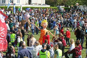 Worthing Children's Parade 2019