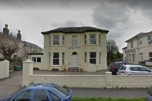 Gratwicke House in Littlehampton. Picture: Google Street View