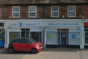 Care2Connect in Worthing provides personal care to people living in their own homes. Picture: Google Street View