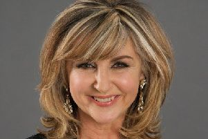 Lesley Garrett. Picture by John Batten