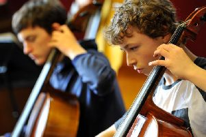West Sussex Music aims to educate the next generation of musicians