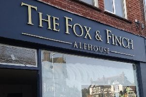 The Fox & Finch Alehouse in Worthing opens on July 19
