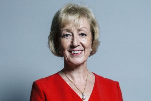 Andrea Leadsom has called for a full spending review into HS2