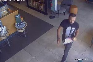 Do you know this man?
