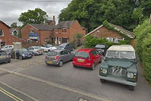 Horndean Surgery. Google Maps.
