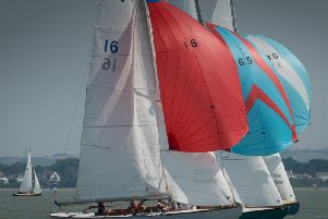 Solent Sunbeams at Cowes