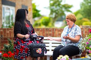 If you, have a disability, the community liaison worker can help you, including finding local social opportunities