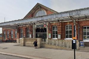 Worthing Railway Station. Pic: Google