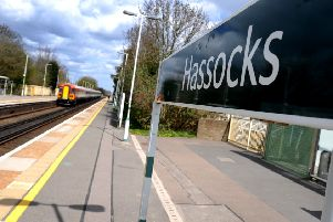 Hassocks railway station. Photo by Steve Robards