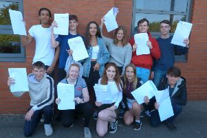 The Weald celebrated a 'bumper set of results'