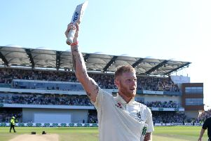 Ben Stokes was England's Ashes hero at Headingley