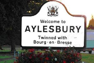 Aylesbury is twinned with Bourg-en-Bresse in the East of France