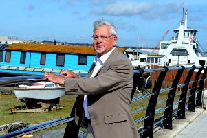 Richard Milton, Brexit Party prospective parliamentary candidate for East Worthing and Shoreham