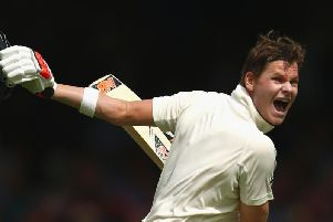 Steve Smith has starred in the Ashes