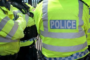 Eight people have been arrested in Worthing after a 'large quantity of cash and drugs were seized' in a series of police raids. Picture: Sussex Police