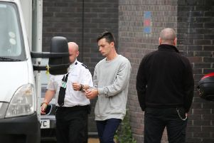 Jack Robson, 20, unemployed and from Holly Drive, Wick, Littlehampton, appeared at Crawley Magistrates' Court on September 25