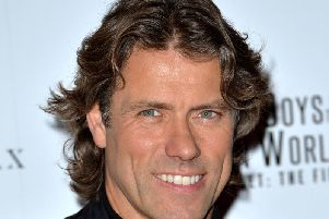 John Bishop. Photo by Anthony Harvey/Stringer/Getty Images