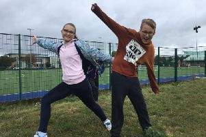 Team building activities at Durrington High School help new year-seven students to settle in