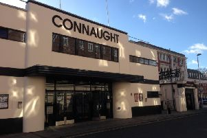 Worthing's Connaught theatre