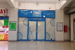Worthing Gin is opening a store in the Guildbourne Centre