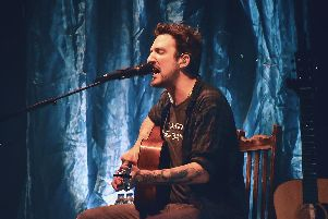 Frank Turner at the O2 Guildhall, Southampton on November 25, 2019. Picture by Sarah Gerrish