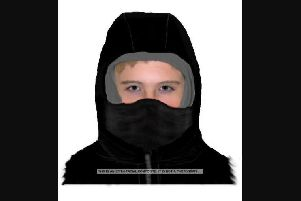 Police have released an e-fit of the suspect. Picture: Sussex Police
