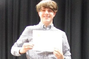 Spencer Owen won the Outstanding Contribution to School Award and the Sam Bassett Award for drama