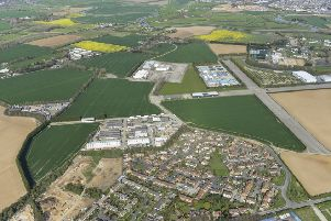 Ford Airfield in Ford, West Sussex. Photo: Commission Air Ltd