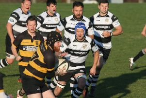 DM18112163a.jpg. Rugby - London 3 South East: Pulborough v Bromley. Photo by Derek Martin Photography SUS-181118-104251008