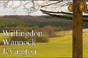 Willindon, Wannock & Jevington news