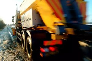 Gritters will be out in Lincolnshire for the cold snap. EMN-190123-120757001