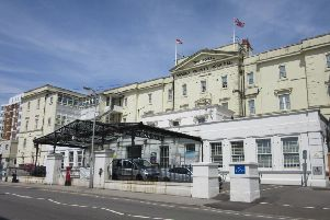 Helen Smithson worked at Royal Sussex County Hospital