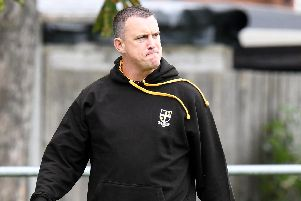 Portsmouth coach Neil McRoberts. Picture: Neil Marshall (180908-075)