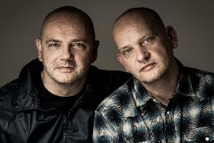 Hue and Cry are at The Spring Arts Centre in Havant on February 17, 2019