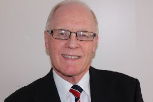 Horsham District Council cabinet member Brian Donnelly