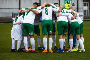 Bognor ground out a draw at Bishop's Stortford / Picture by Tommy McMillan