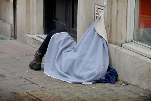 Charities have warned that the cuts will lead to more rough sleeping in West Sussex