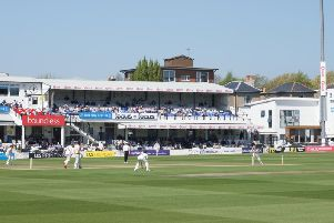 Sussex Cricket HQ at Hove