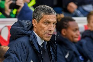 Chris Hughton. Picture by PW Sporting Photography