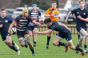 Methodist College defeated Wallace High earlier in the season