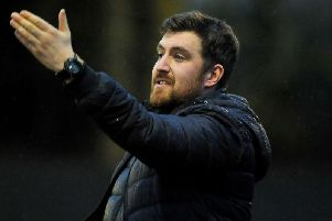 Loxwood manager Alex Walsh