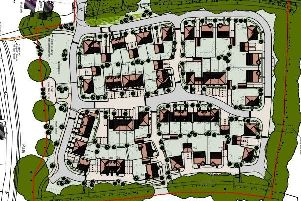 Cala Homes want to build 54 new houses in Kirdford SUS-190114-123239001