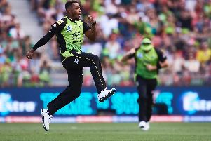 Chris Jordan / Picture by Getty Images