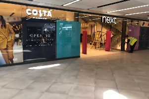 New Next store in Swan Walk