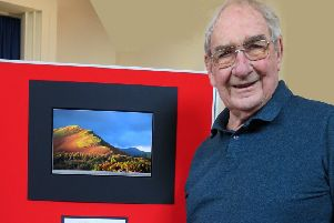 Swales Parry won best photo in Cranleigh Camera Club's recent exhibition SUS-190327-113556001