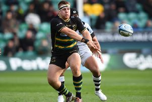 Paul Hill has enjoyed a good run in the Saints starting line-up in recent weeks