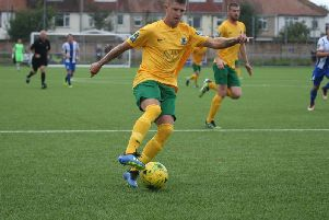 Horsham's Chris Smith. Picture by John Lines