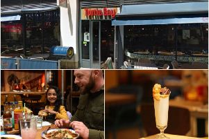 Turtle Bay restaurants across the UK will be bringing Caribbean traditions to the UK for Easter. Top photo from Google Street View.