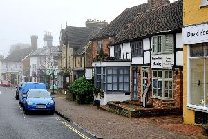 Cuckfield High Street. Photo by Steve Robards