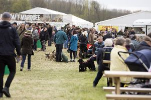 Kelmarsh Country Show is set to return over Easter Bank Holiday.